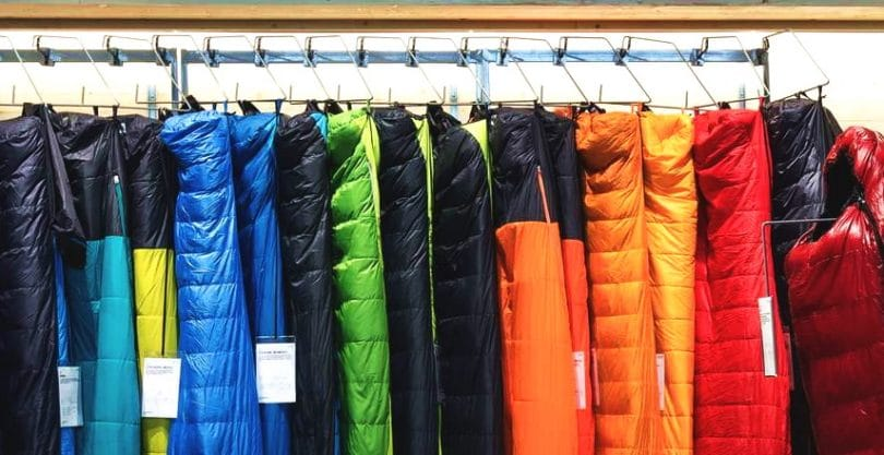 Down Vs Synthetic Sleeping Bag Finding The Right One For You