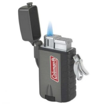 coleman refillable lighter