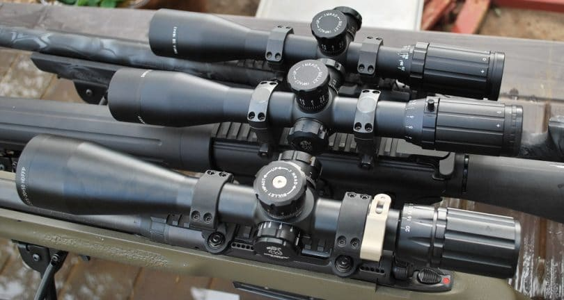 Best rifle scope review