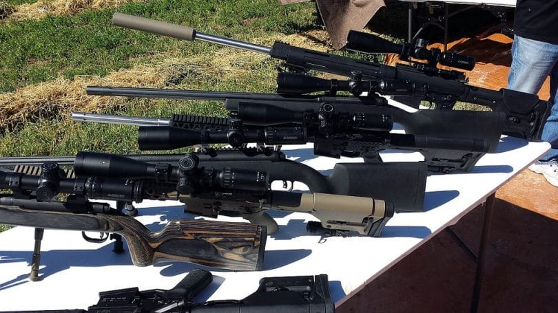 Best rifles for long range hunting