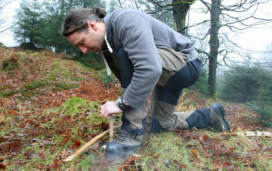 Bushcraft Fire making
