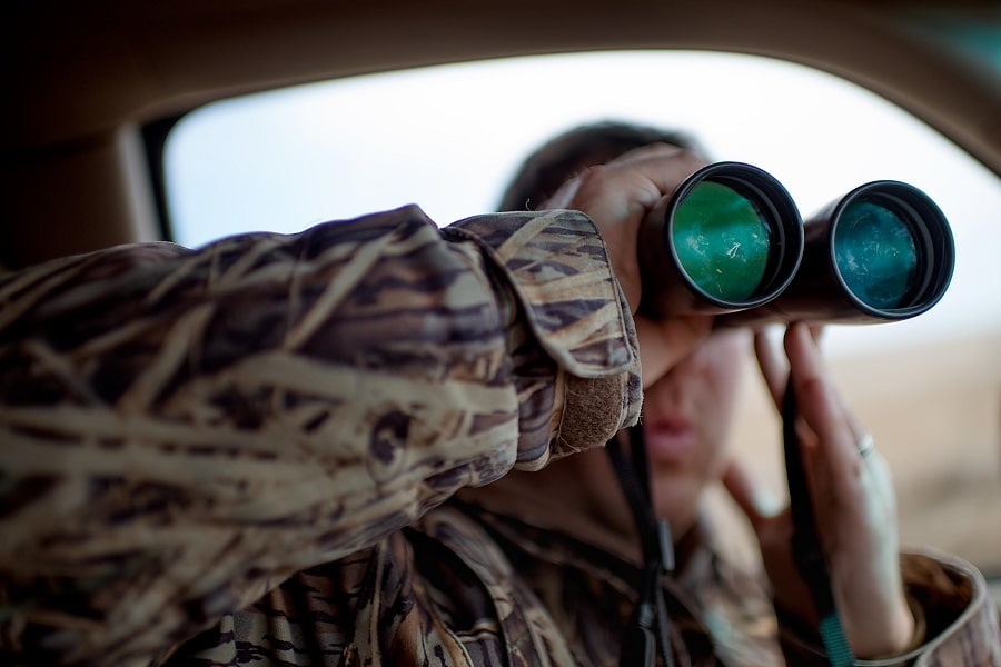 Determine the Best Blind Spots