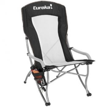 Eureka Curvy High-Back Chair