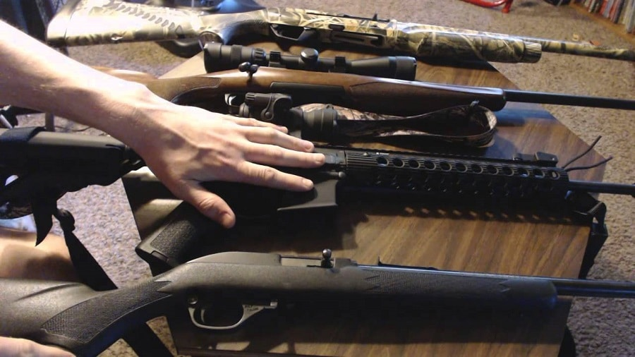 Find the right rifle
