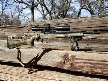 GA Precision FBI HRT Long Range Rifle