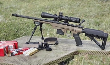 Mossberg's MVP Light Chassis rifle