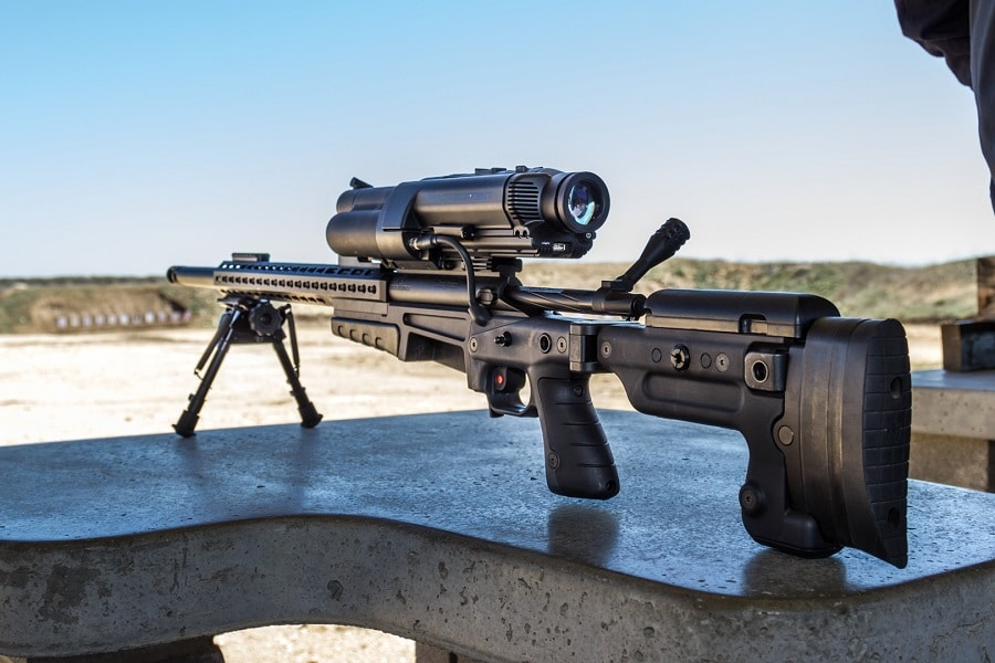 Search for perfect long range rifle