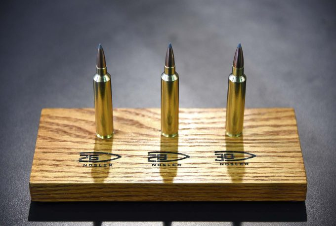 Nosler cartridges