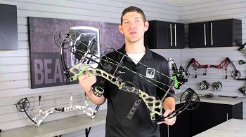 Bear Archery Arena 30 Compound Bow Realtree Xtra
