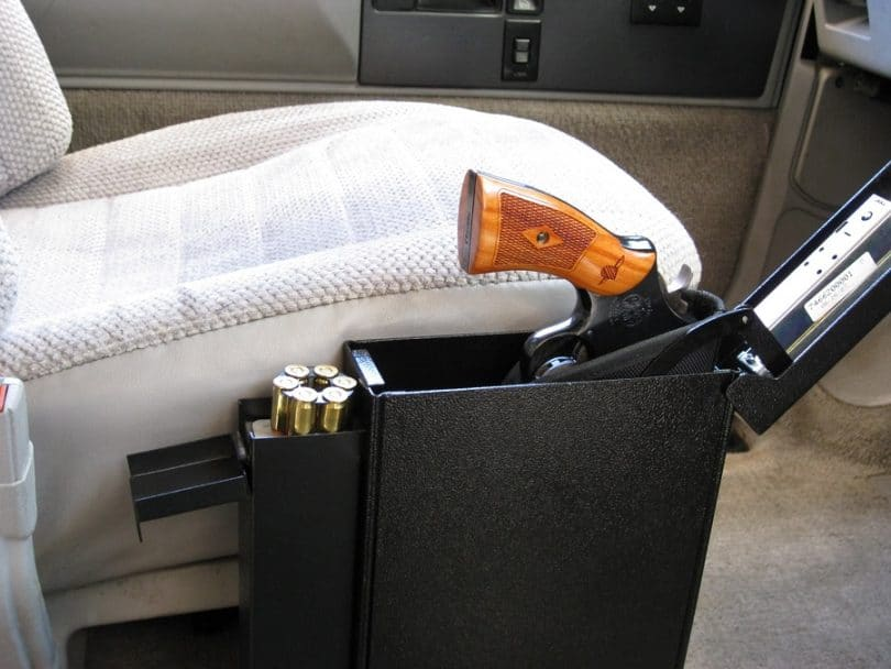 Can You Carry A Gun In Your Car In California