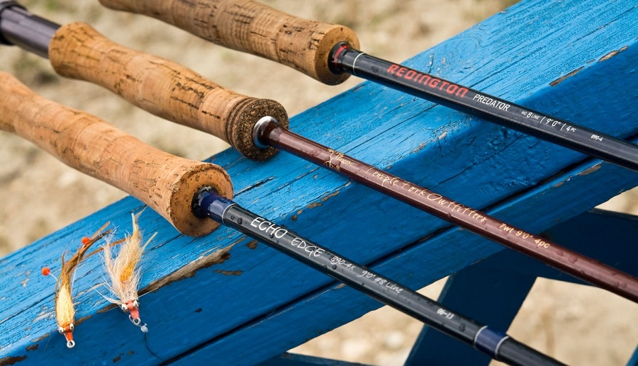 Budget fishing rods