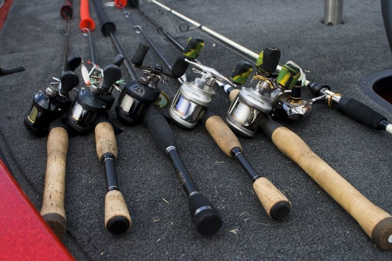 Types of fishing rods buy the one that s best for you for Most expensive fishing rod