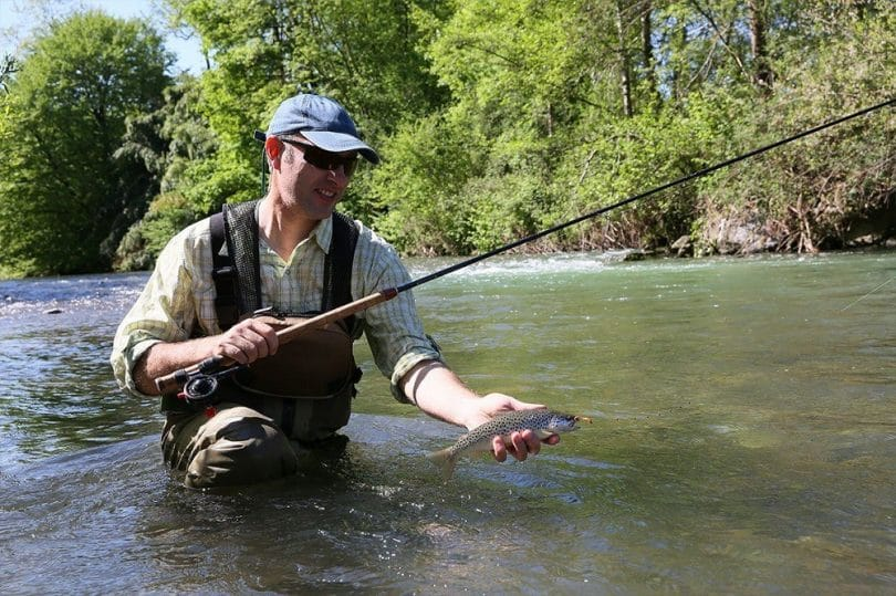 How to fish guide