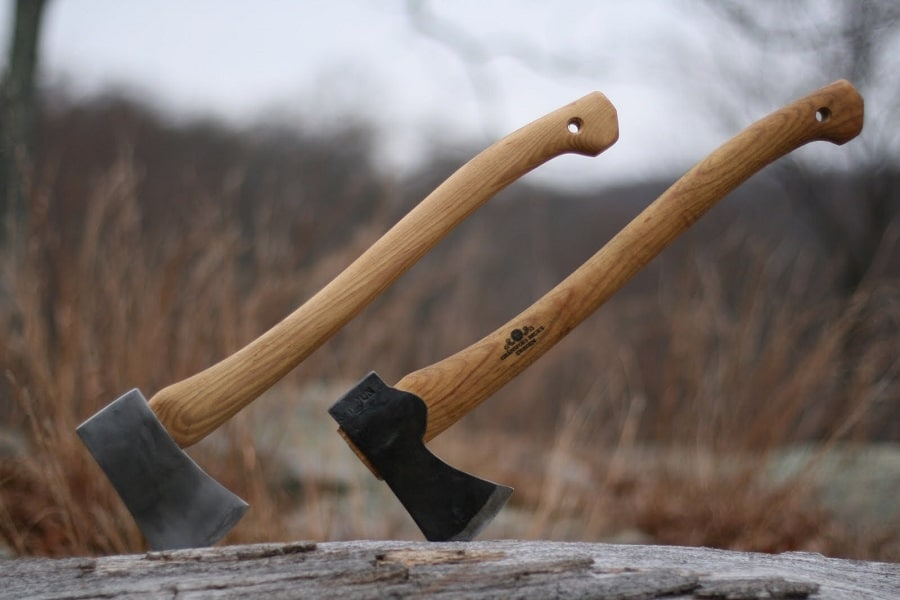 Types of Axes: What to Look for in A Survival Axe