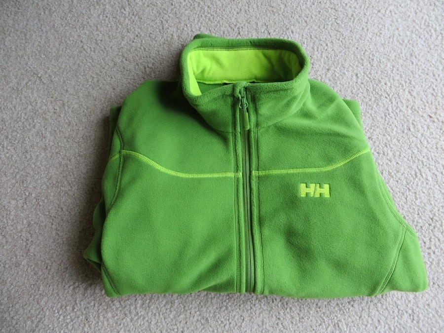 Moist clothes hiking layers