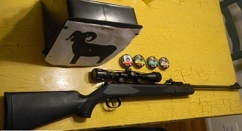 Ruger Blackhawk .177 Air Rifle