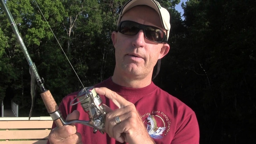 How To String A Fishing Pole Fishing Made Easy