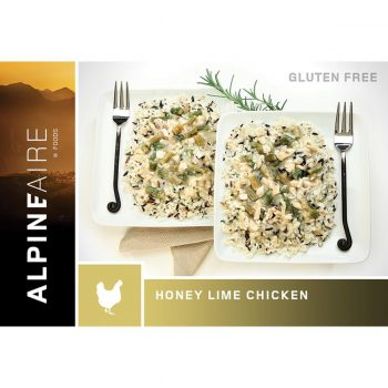 Alpine Honey Lime Chicken Entree