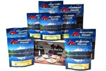 Mountain House Just in Case 72 Hour Kit