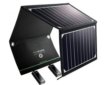 RAVPower Solar Charger 16W