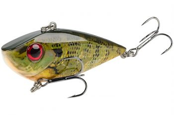 Strike King Red Eye Shad Tungsten