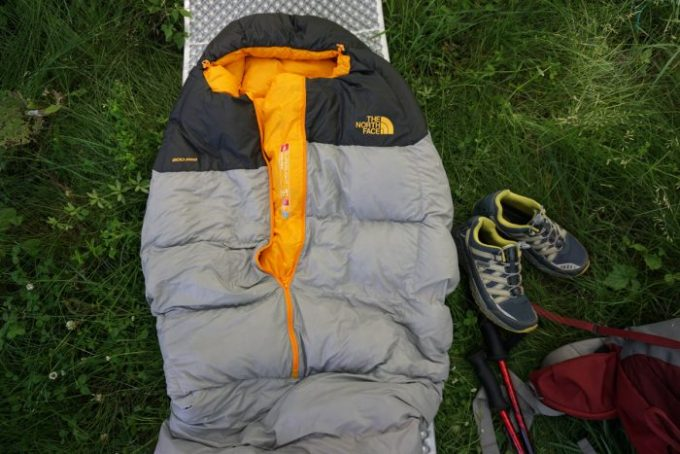 The North Face superlight