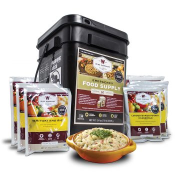Wise Company Entrée Only Grab and Go Food Kit