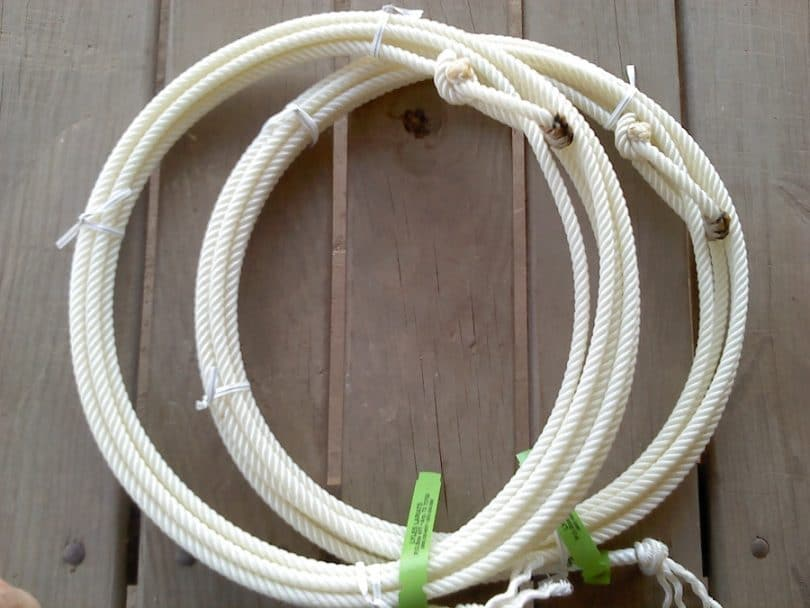 4 Strand poly rope
