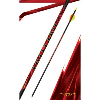 Black Eagle Outlaw Fletched Carbon Hunting Arrows