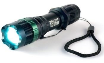 "Bright Medic ""Bonfire X"" Cree LED Flashlight"