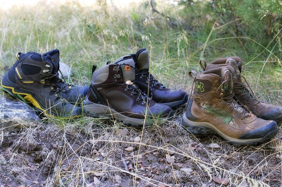 Choose your hunting boot