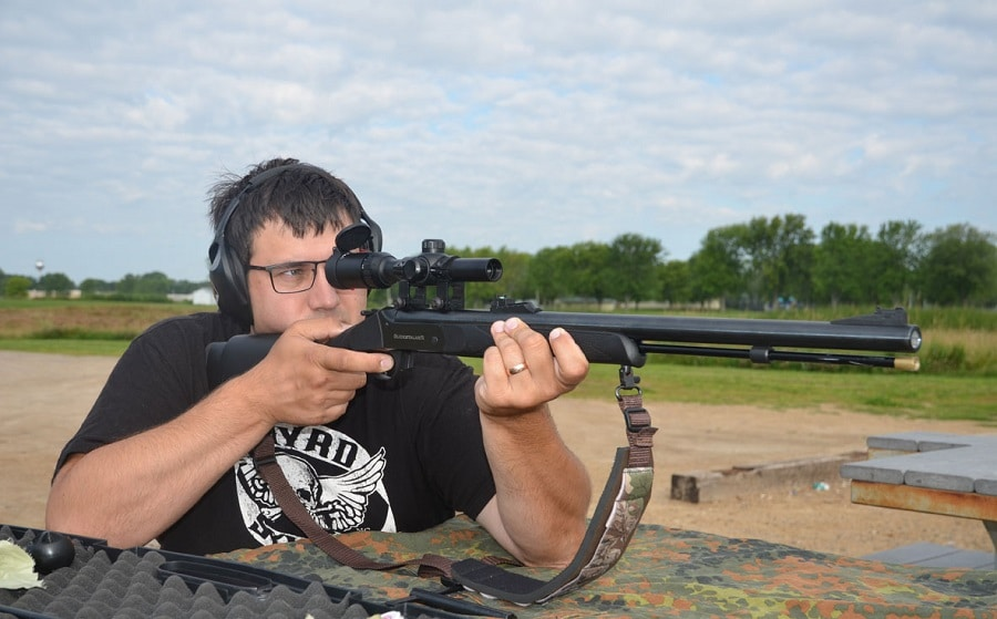Clean your rifle after the shooting