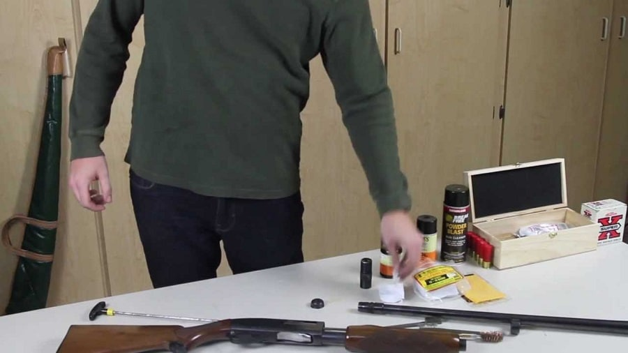 Cleaning Your Shotgun safety