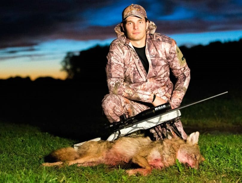 Coyote hunting guide