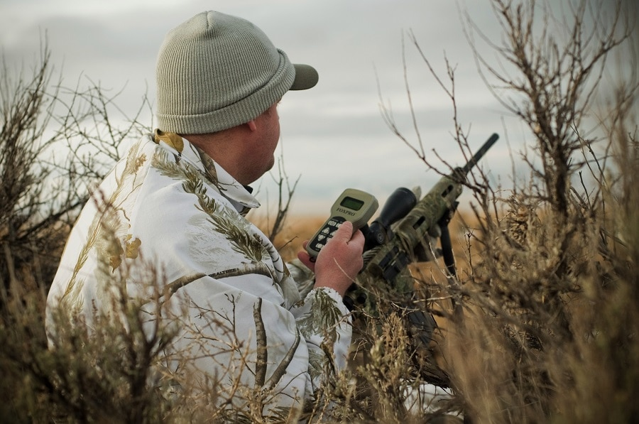 Gear for coyote hunting