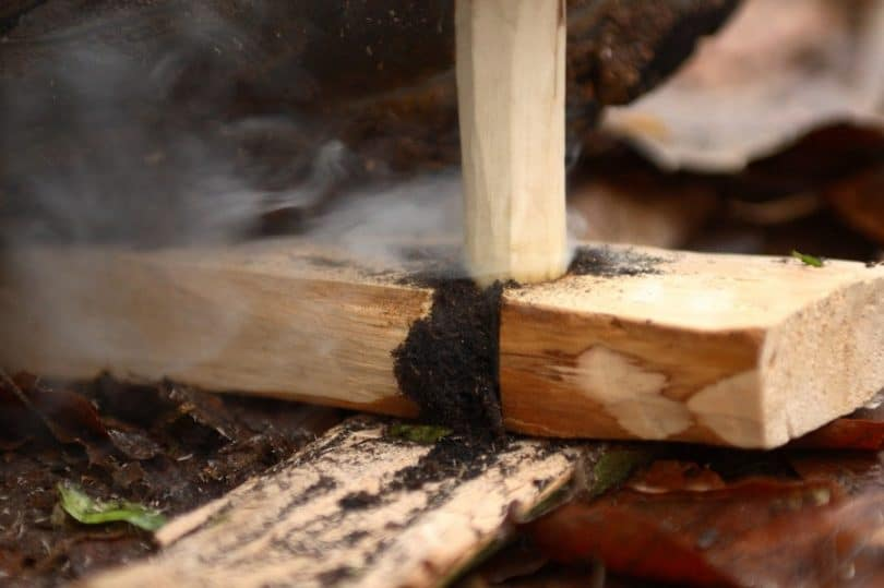 Methods for fire starting