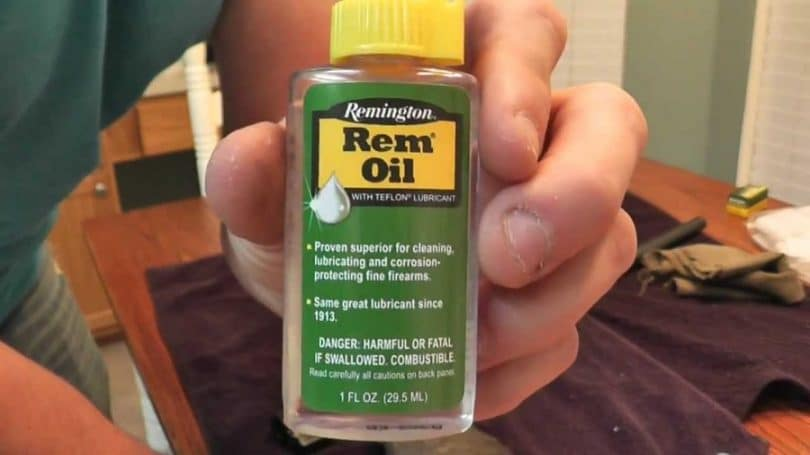 Oiling up