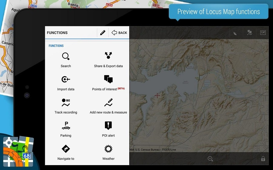 Ultimate Outdoors GPS App