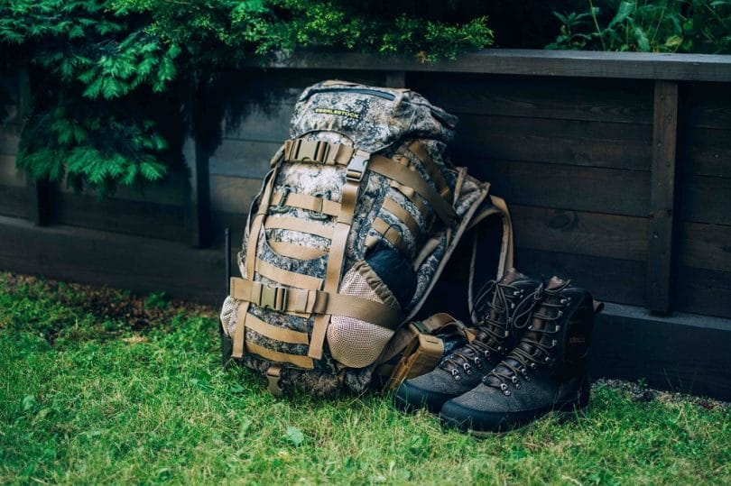 Rain hunting gear review