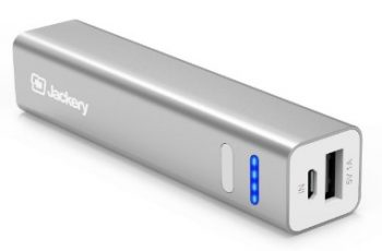 Jackery Mini Premium 3350 mAh Portable Charger