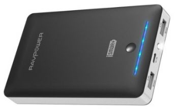 RAVPower 16750mAh External Battery Pack