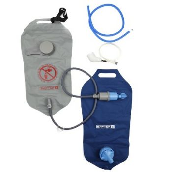 Sawyer 0.1 Micron Water Filtration System, 2-Liter