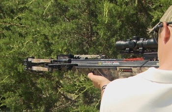 TenPoint Vapor Crossbow with RangeMaster Pro Scope