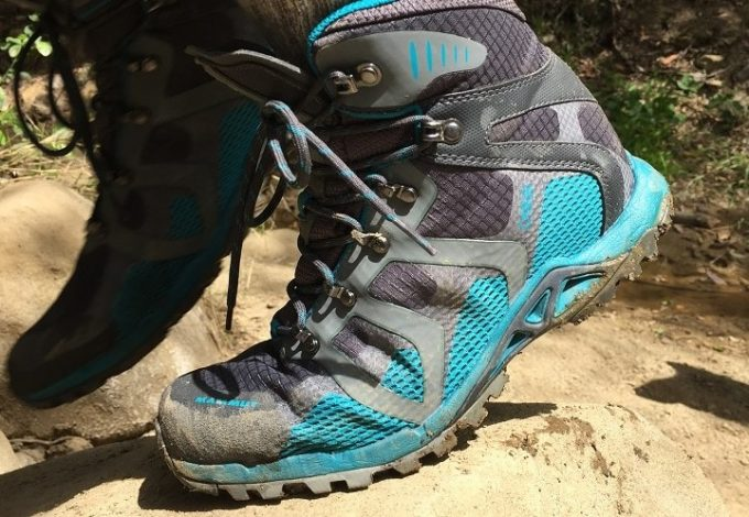 comfortable backpacking boots