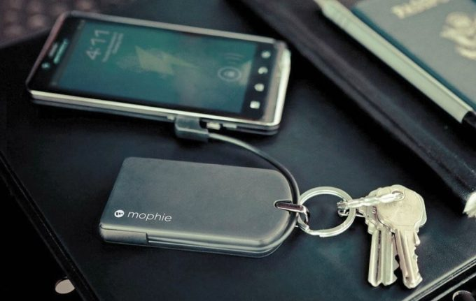 keychain portable battery