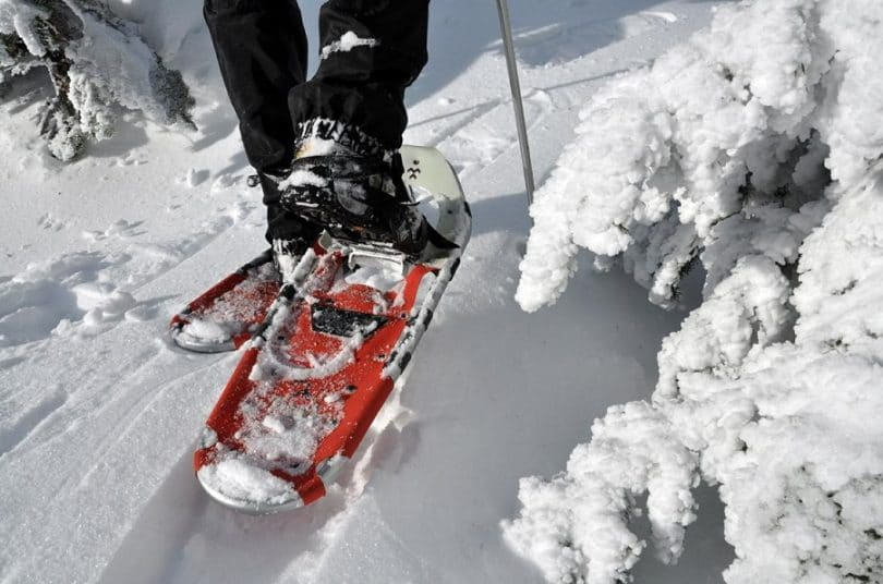 Snowshoeing tips