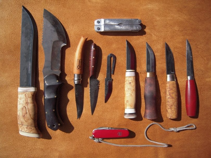 Wilderness knives