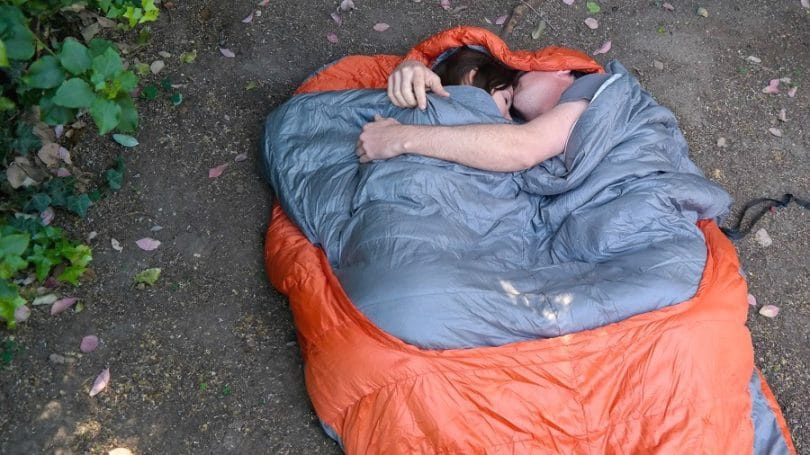 Best 2 person sleeping bag