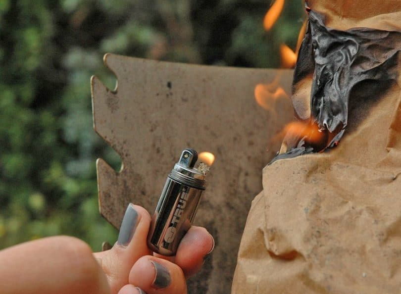 Best lighter for survival
