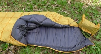 Big Agnes Pitchpine UL Sleeping Bag